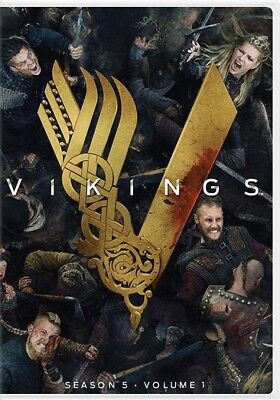 Vikings: Season 5, Volume 1 (DVD,2018)