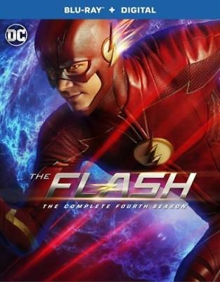 The Flash: The Complete Fourth Season (DVD,2018)