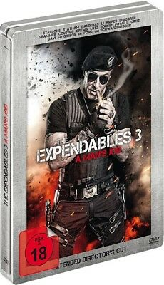 FSK18- The Expendables 3 - A Man's Job - Steelbook - WVG 7706409SLD - (DVD Video