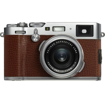 Fujifilm X100F Digital Camera Brown ZP