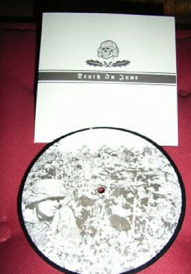 """Death In June – The March Of The Lonely (ltd. 101, Picture-7"""")"""