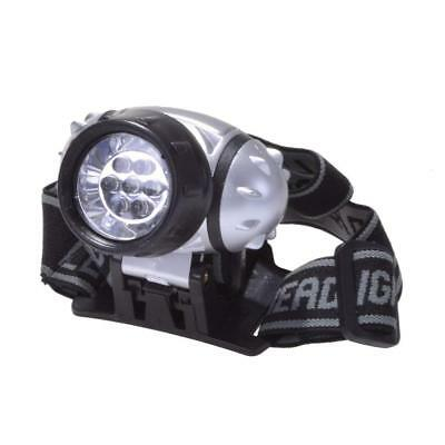 Special Offer 7 Led Ultra Bright Head Lamp Camping Hiking Fishing Lighting Car
