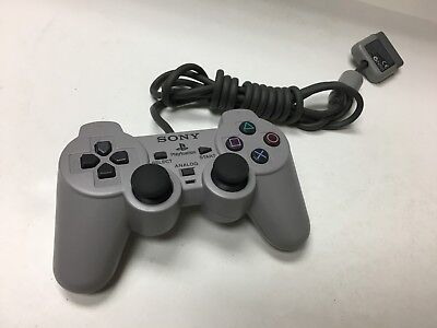 PS1 Analog Controller SCPH-1180 Official Sony OEM Playstation Dual