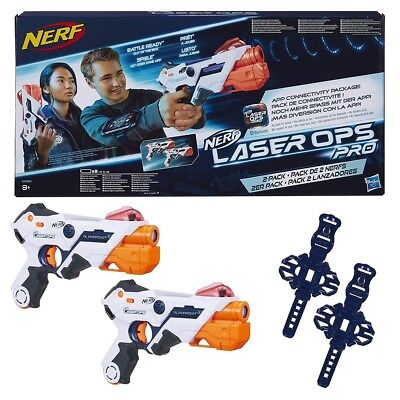 Nerf Laser Ops Pro Alphapoint 2-Pack FREE 24 Hour DELIVERY