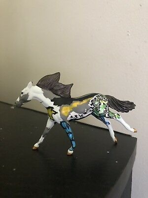 "Breyer Custom Stablemate Sculpt And Handpainted ""Chepi"" Made By Me"