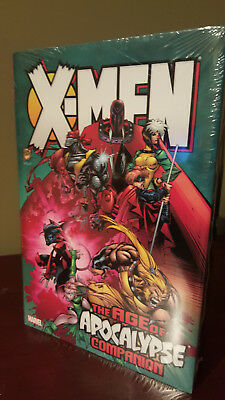 X-Men The Age of Apocalypse Companion Omnibus New Factory Fresh Sealed