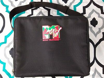 MTV Vintage CD Carrying Case
