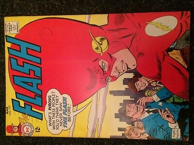 The FLASH #177 (DC)  Trickster appearance. Andru/Esposito-art. VF/NM (9) 1968!