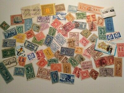 30 Random Old US Back Of Book Stamps From Huge Collection  ( US Lot )