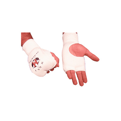 MANI Polyester/Cotton Karate Mitt Hand/Knuckle Protection [S/M/L/XL]