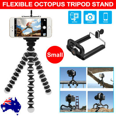 Flexible Octopus Tripod Gorilla Stand Pod For Universal Phone GoPro Camera DSLR