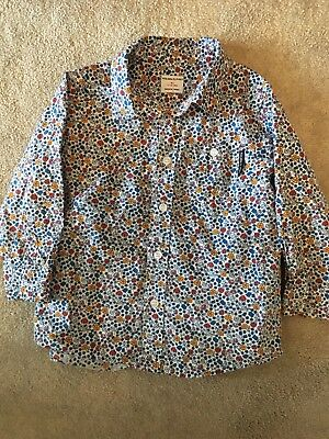 Polarn O Pyret  Long Sleeve Shirt, 12-18 Months, Barely Worn
