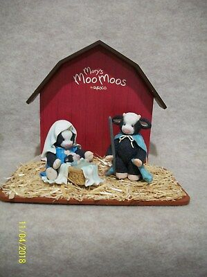 Nativity Set - Cow Figurine