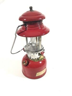 Vintage Made In Canada 63' Coleman Lantern 200 T-66 The Sunshine Of The Night