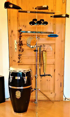*****1x Latin Percussion Vintage LP332 Percussion Stand · Ständer *****