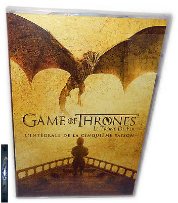 Game of Thrones - Die komplette Staffel/Season 5 [DVD] GoT Deutsch(er) Ton