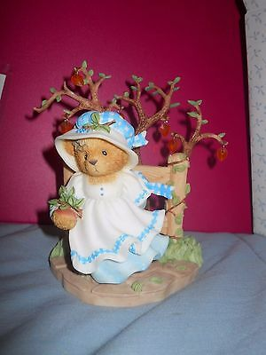 "Cherished Teddies 867470 Edna ""The leaves of Change...""  2001  NIB"
