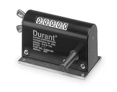 EATON 5-D-6-1-CL Counter,Mechanical,Clockwise Roation