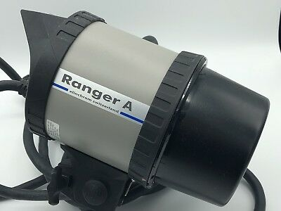 Elinchrom Ranger RX A Flash Head EL20101 plus Reflector