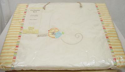 Cot Quilt - Pumpkin And Popsicle Lollipop Lane - Continental - Baby Nursery New