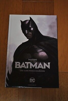 DC Comics Batman The Dark Prince Charming #1 Sold Out 1st Print Marini
