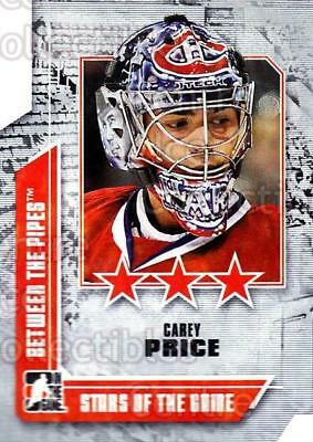 2008-09 Between The Pipes #63 Carey Price