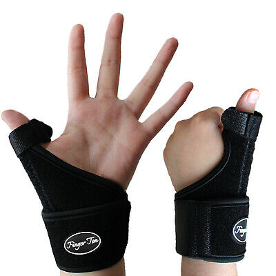 Wrist Brace Support Carpal Tunnel Sprain Arthritis Pain Relief Protector US