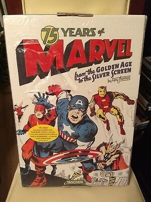 75 Years of Marvel Comics - From Golden Age to the Silver Screen TASCHEN Verlag