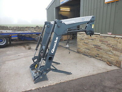 Quicke Q35 Loader Off New Holland