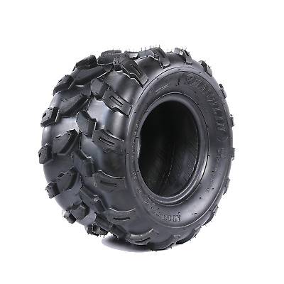 18x9.5-8 Tubeless 8 inch REAR Tyre Tire ATV Quad/Buggy/Ride on Mower Gokart Bike