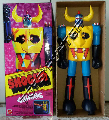 Repro Box For Gaiking Jumbo Shogun Popy Mattel Chogokin