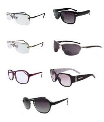 Sale Sale Sale - End Of Line Bifocal Reading Glasses And Bifocal Sunglasses