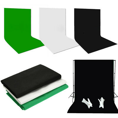 Cotton Muslin Photo Backgrounds Studio Photography Screen Chromakey Backdrop