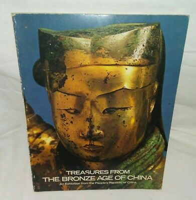Treasures From The Bronze Age of China 1980-81 Exhibition