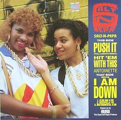 Salt'n'Pepa | 7"