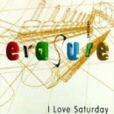 Erasure | Single-CD | I love Saturday-Remixes (1994)