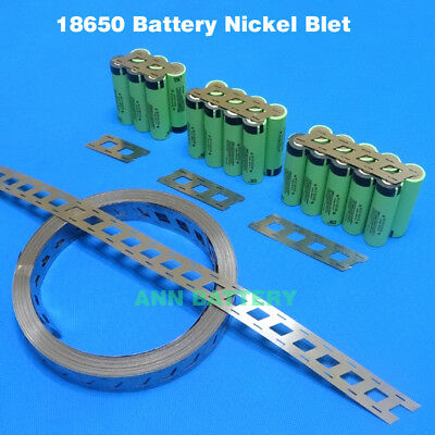 18650 battery pure nickel strip LiFePo4 tape batteries Cylindrical belt the