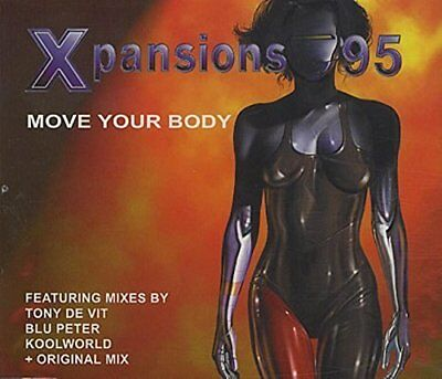 Xpansions 95 | Single-CD | Move your body (1995)