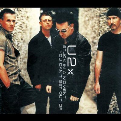 U2 | Single-CD | Stuck in a moment you can't get out of (2001, #5727782)