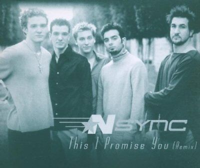 N-Sync | Single-CD | This I promise you-Remix (2000)