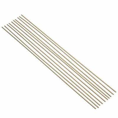 10pcs Brass Welding Rods Wires Sticks Tools Repair Soldering Brazing For Length