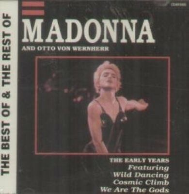 Madonna | Single-CD | Best of & the rest of-The early years (5 tracks, & Otto...
