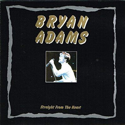 Bryan Adams | CD | Straight from the heart (live)