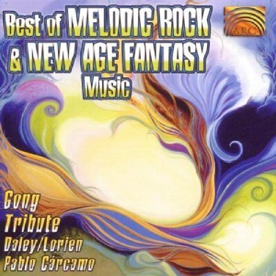 Best of Melodic Rock & New Age Fantasy Music | CD | Tribute, Gong, Daley/Lori...