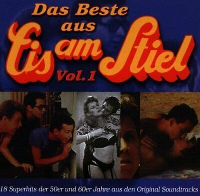 Eis am Stiel-Das Beste aus..Vol.1 | CD | Chubby Checker, Champs, Drifters, Pa...