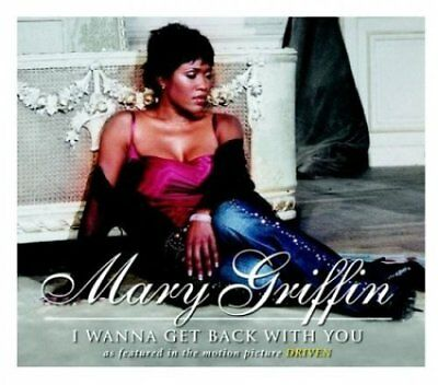 Mary Griffin | Single-CD | I wanna get back with you (2001)