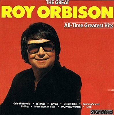 Roy Orbison | CD | All-time greatest hits of (19 tracks, #slcd805)