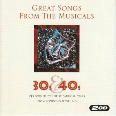 Great Songs from the Musicals (Hallmark) | 2 CD | 30s & 40s:David Kernan, Dav...