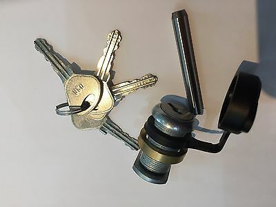 Hitch Lock Knott Avonride Cast Coupling Ifor Williams Trailer & Horse Box 4 KEYS