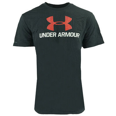 Under Armour Men's Heatgear Graphic Big Logo UA T-Shirt